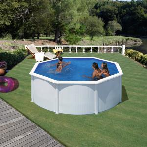 Piscinas Gre Fidji 240x120 ref KIT240ECO