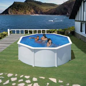 Piscinas Gre Fidji 350x120 ref KIT350ECO