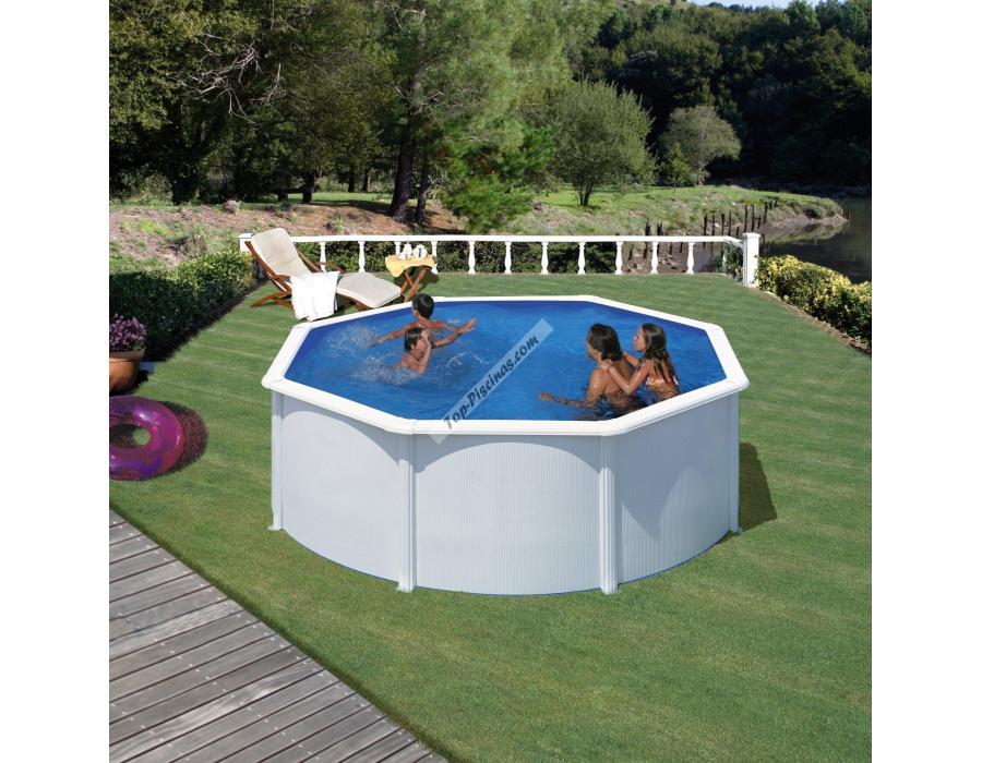 Piscinas starpool blanca 300x120 ref p300eco for Repuestos piscinas desmontables