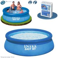 Piscina Intex Easy Set 244x76 cm sin Depuradora Ref 56970