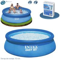 Piscina Intex Easy Set 305x76 cm sin Depuradora Ref 56920