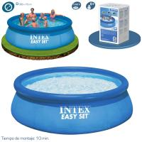 Piscina Intex Easy Set 366x76 cm sin Depuradora Ref 56420