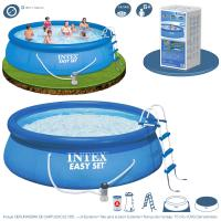 Piscina Intex Easy Set 457x122 cm Set Completo Ref 54916