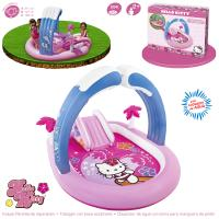 Centro de Juegos Hello Kitty 211x163x121 cm Intex ref 57137