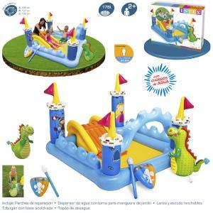 Centro de Juegos Castillo Fantasy 185x152x107 cm Intex ref 57138