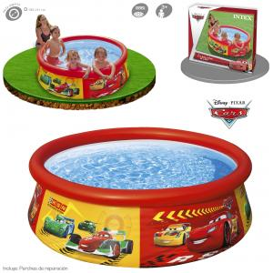 Piscina Easy Set Cars 183x51 cm Intex ref 57001