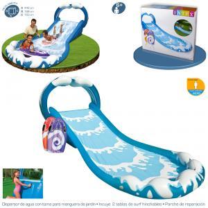 Centro de Juegos Surf Intex 442x168x163 cm Ref 57469