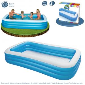 Piscina Intex Hinchable 305x183x56 cm Ref 58484