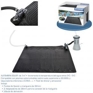 Alfombra Calentador Solar Intex Ref 56012
