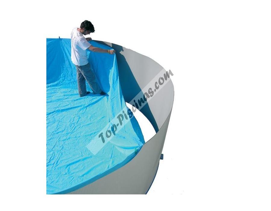 Liners para piscina toi circular for Liner para piscinas desmontables