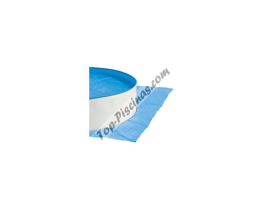 Base para piscina desmontable de paneles with base para for Base para piscina desmontable