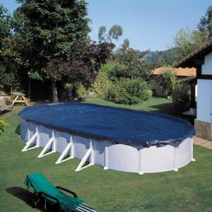 Cubiertas de Invierno para piscinas gre ovaladas