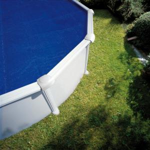 Cubiertas Isotermicas para piscinas gre ovaladas