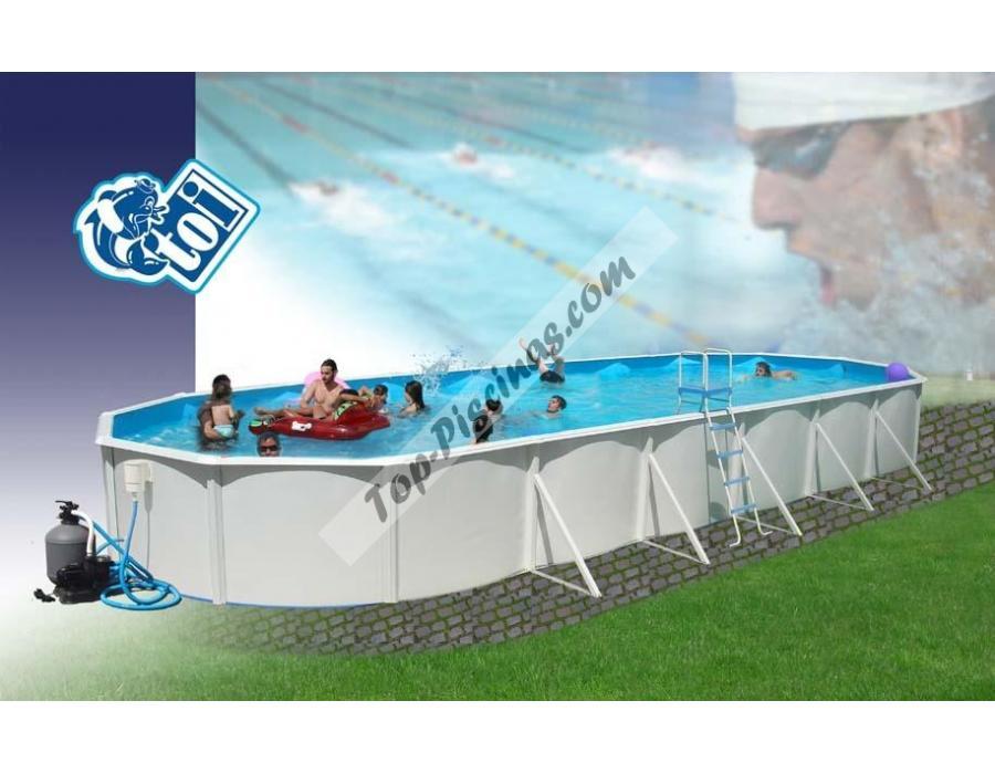 repuestos para piscinas toi 1200x457x120 cm