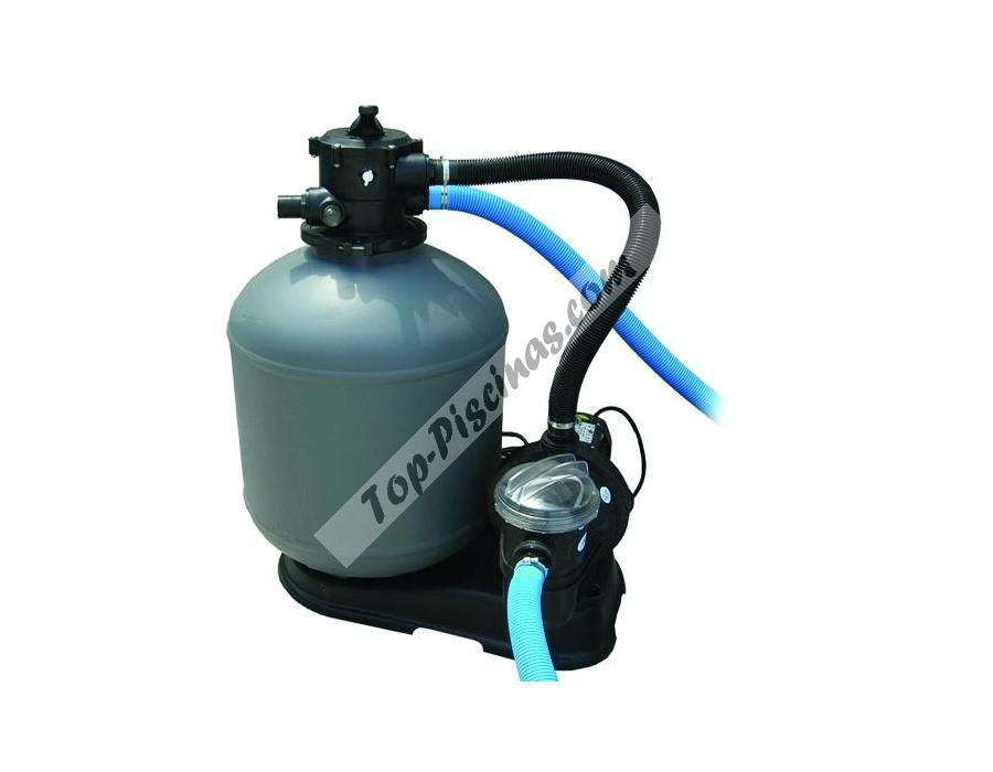 Despiece del filtro de arena toi 10 m3 h ref 4897 for Filtro arena piscina