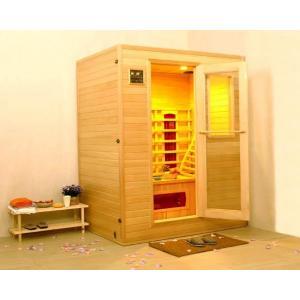 Sauna infrarrojos Oslo para 3 personas Kokido ref KJ20003F