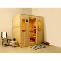 Sauna infrarrojos Stockholm para 4 personas Kokido ref KJ22004F