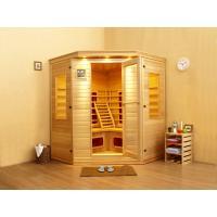 Sauna infrarrojos Göteborg para 4 personas Kokido ref KJ24004F