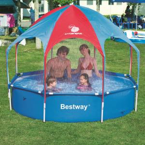 Piscina Infantil Bestway Splash in Shade 244x51 ref 56193