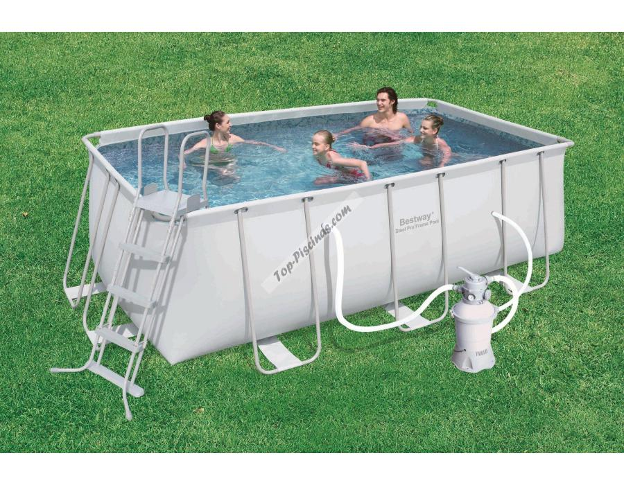 piscina desmontable bestway 56241