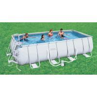 Piscina Bestway Rectangular Frame 488x274x122 ref 12227 56332SF