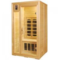 Sauna Inflarrojos Pino 104x88x184 HEMLOCK ref PL0735