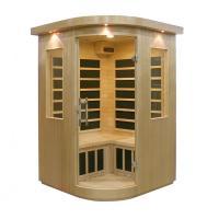 Sauna Inflarrojos Rincon Pino 121x121x193 HEMLOCK ref PL0759