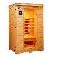 Sauna Inflarrojos Pino 120x120x194 HEMLOCK ref PL0773