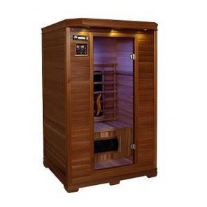 Sauna Inflarrojos Cedro Rojo 120x120x194 ref PL0780