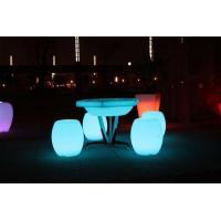 Asiento tambor luminoso LED 42x45 de Pools and Tools