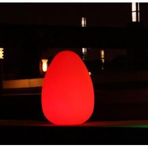 Huevo luminoso LED 22x22x28 de Pools and Tools