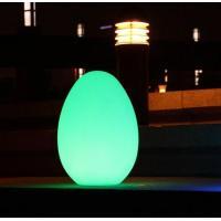 Huevo luminoso LED 25x25x36 de Pools and Tools