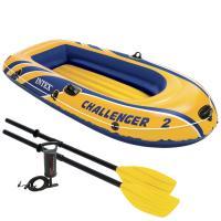 Barco Challenger 2 236x114x41 cm Intex ref 68367