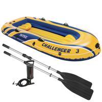 Barco Challenger 3 295x137x43 cm Intex ref 68370